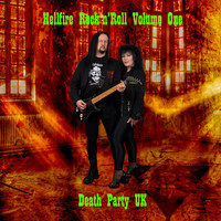 Death Party UK - Hellfire Rock'n'roll, Vol. 1