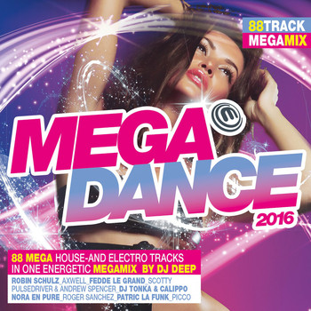 Various Artists - Megadance 2016