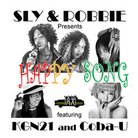 Sly & Robbie - Happy Song - Single