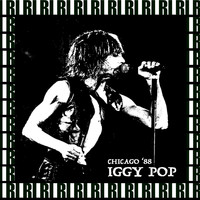 Iggy Pop - The Metro, Chicago, July 12th, 1988 (Remastered, Live On Broadcasting)