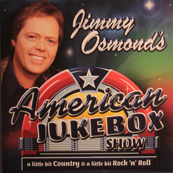 Jimmy Osmond - American Jukebox Show