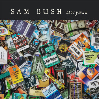 Sam Bush - Storyman