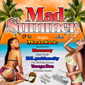 Various Artists - Mad Summer Riddim