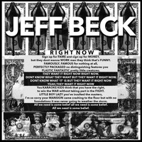 Jeff Beck - Right Now