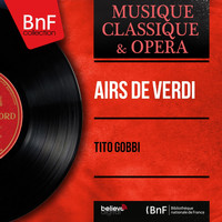 Tito Gobbi - Airs de Verdi (Mono Version)
