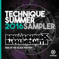 Drumsound & Bassline Smith - Rise of the Black Panther (Technique Summer 2016 Sampler)
