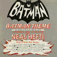Neal Hefti - Batman Theme and 11 Hefti Bat Songs