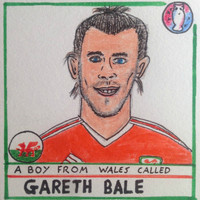 Helen Love - A Boy from Wales Called Gareth Bale