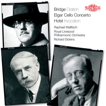 Various Artists - Bridge, Elgar & Holst: Concertos for Cello and Orchestra