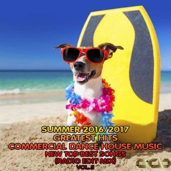 Summer 2016 2017 greatest hits various artists for Commercial house music