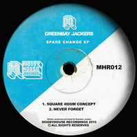 Greenbay Jackers - Spare Change EP