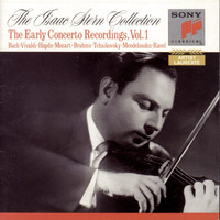 Isaac Stern - The Isaac Stern Collection - The Early Concerto Recordings, Vol. I