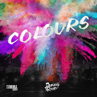 Dennis Quin - Colours LP