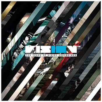 Various Artists - Noisia Presents Ten Years of Vision Recordings