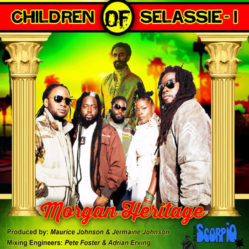 Morgan Heritage - Children of Selassie I
