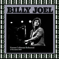 Billy Joel - Nassau Coliseum Rehearsal, December 27th, 1989 (Remastered, Live On Broadcasting)