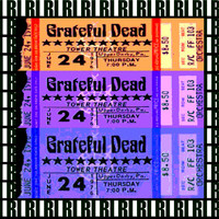 Grateful Dead - Tower Theater, Upper Darby, Pa. June 24th, 1976 (Remastered, Live On Broadcasting)