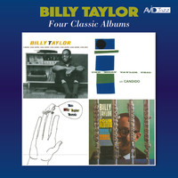 Billy Taylor - Four Classic Albums (Cross Section / The Billy Taylor Trio with Candido / The Billy Taylor Touch / With Four Flutes) [Remastered]