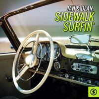 Jan & Dean - Sidewalk Surfin'