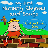 Kidzone - My First Nursery Rhymes and Songs Collection One