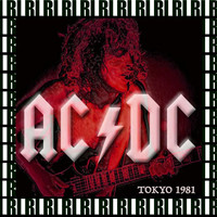 AC/DC - Koseinen Kin Hall, Tokyo, Japan, February 5th, 1981 (Remastered, Live On Broadcasting)