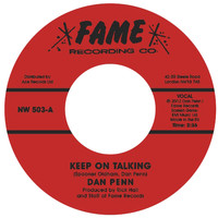 Dan Penn - Keep On Talking / Uptight Good Woman