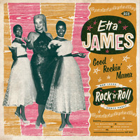 Etta James - Good Rockin' Mama - Her 1950s Rock'n'Roll Dance Party