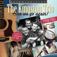The Kingston Trio - The Kingston Trio: Here We Go Again