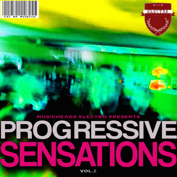Various Artists - Progressive Sensations, Vol. 2