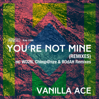 Vanilla Ace - You're Not Mine (Remixes)