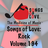 L. Jones - Songs of Love: Rock, Vol. 194