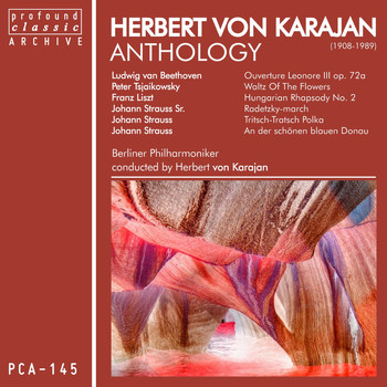 Berliner Philharmoniker - Herbert Von Karajan Anthology