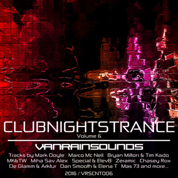 Various Artists - Club Nights Trance, Vol. 6