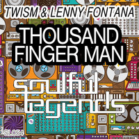 Twism & Lenny Fontana - Thousand Finger Man (Original Mix)