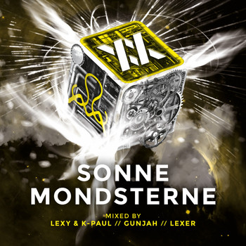 Various Artists - Sonne Mond Sterne XX (Mixed by Lexy & K-Paul, Gunjah & Lexer)