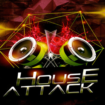 Various Artists - House Attack