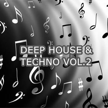 Deep house techno vol 2 2016 various artists high for Deep house bands