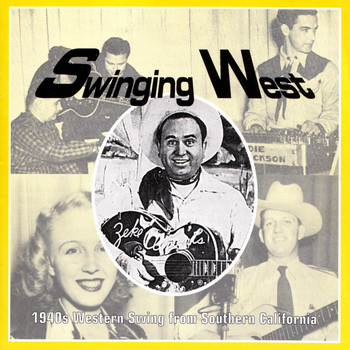 Various Artists - Swinging West Vol.1 - 1940s Western Swing