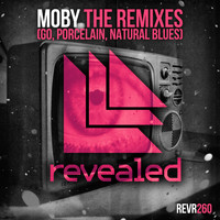 Moby - The Remixes (Go, Porcelain, Natural Blues)