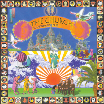 The Church - Somewhere Else