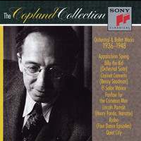 Aaron Copland - The Copland Collection: Orchestral & Ballet Works 1936-1948