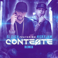 Nicky Jam - Conteste (Remix) [feat. Nicky Jam]