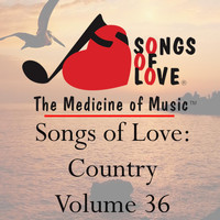 John Snow - Songs of Love: Country, Vol. 36