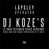 Låpsley - Operator (DJ Koze's 12 inch Extended Disco Versions)