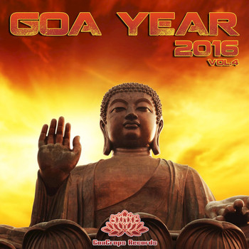 Various Artists - Goa Year 2016, Vol. 4