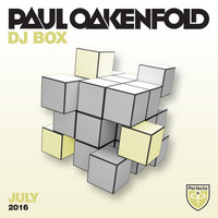 Paul Oakenfold - DJ Box - July 2016