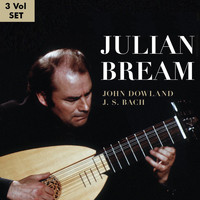 Julian Bream - John Dowland - J.S. Bach