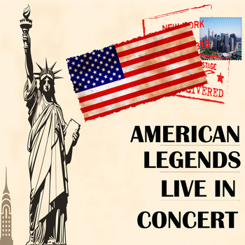 Various Artists - American Legends Live in Concert