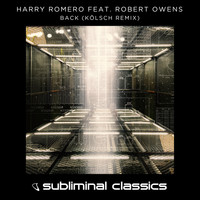 Harry Romero feat. Robert Owens - Back