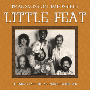 Little Feat - Transmission Impossible (Live)